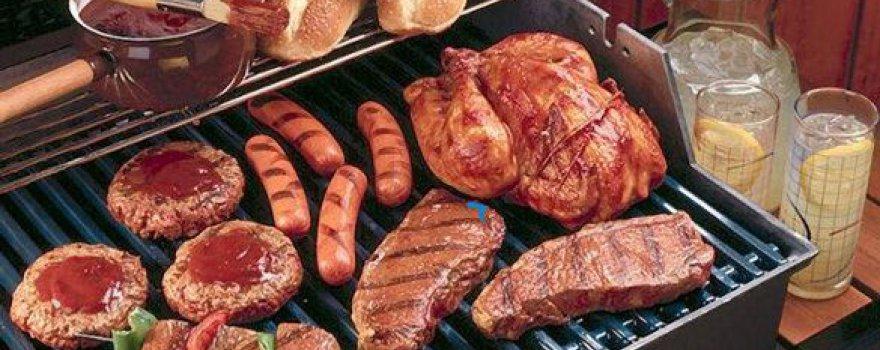 10 consejos para la barbacoa perfecta for Comida para barbacoa